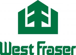 West Fraser standard logo - green